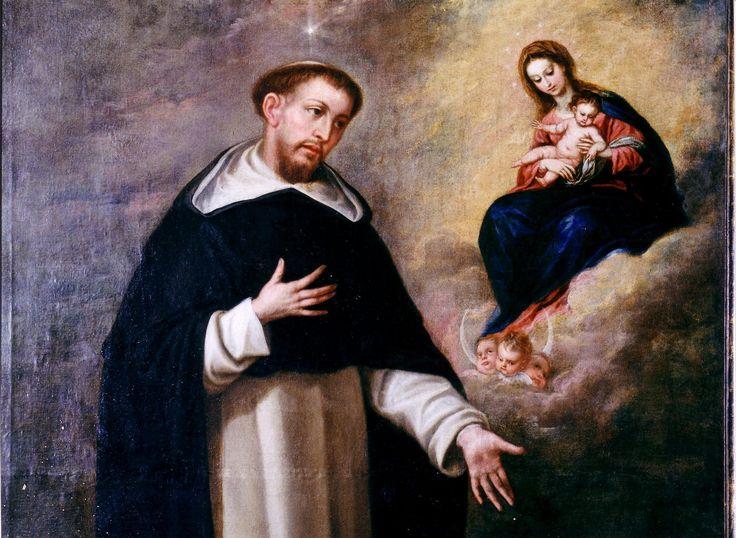 Santo de hoy - Domingo de Guzman, Santo presbítero de los Dominicos (+1221 dC) - 07/08