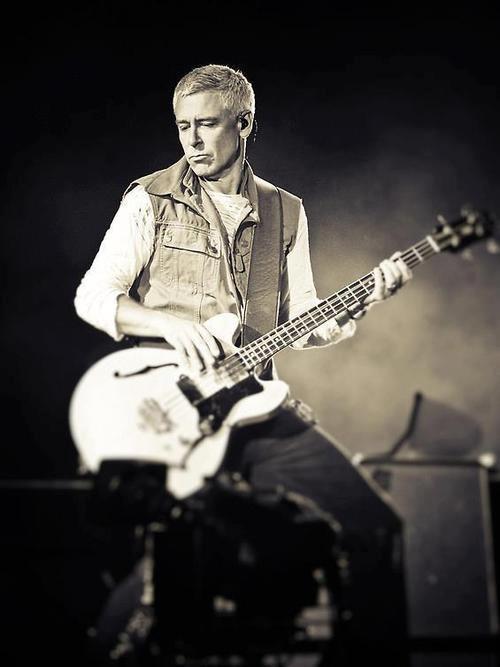 U2 ~ Adam Clayton, 360 Tour