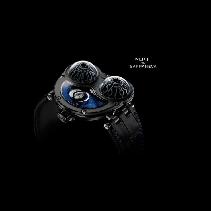 MB MoonMachine Automatic Watch