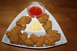 Ruokasurffausta: Itsetehdyt kananugetit ja valkosipulimajoneesi