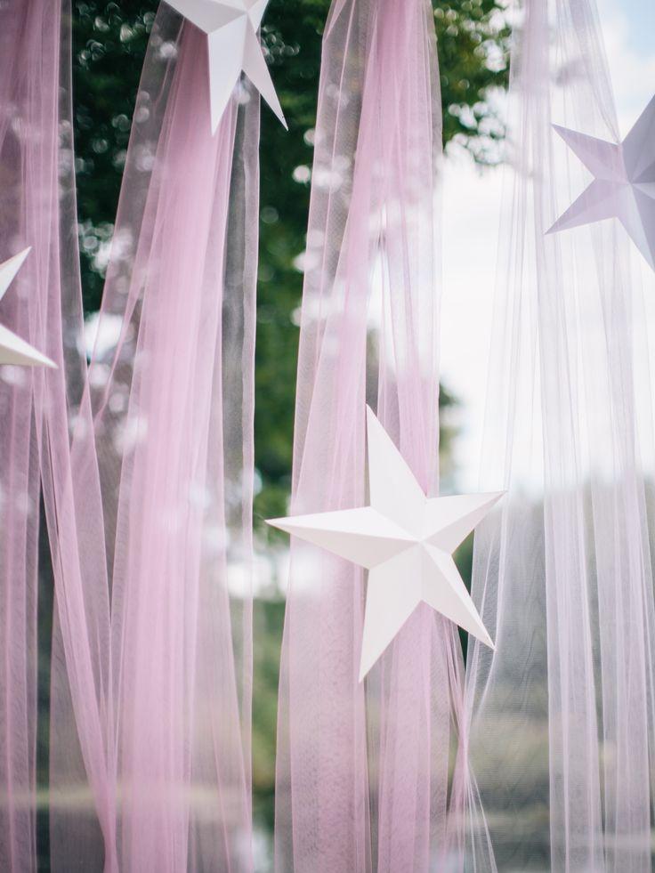 wedding, ceremony, wedding decor, wedding photo, свадьба, оформление свадьбы, церемония, звезды, ткань, текстиль, маленький принц
