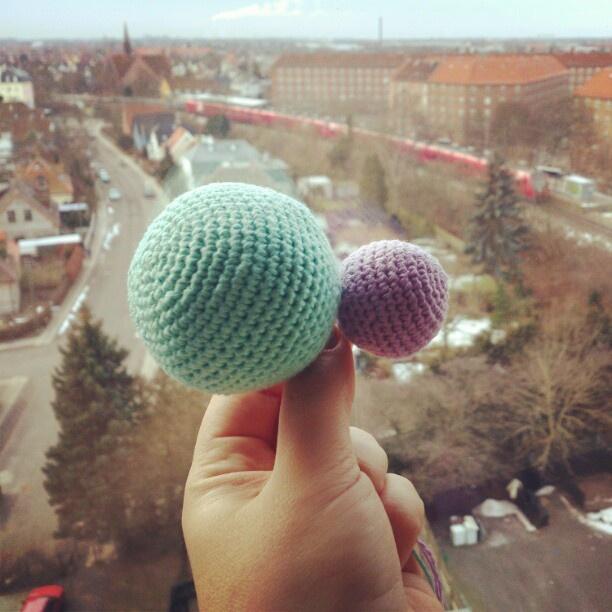 Crochet Perfect Spheres