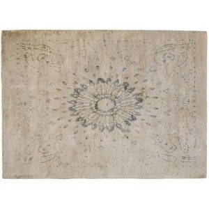 Tapis Shadow taupe by Toulemonde Bochart