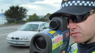 Another driver beats speeding fine from handheld TruCams in court