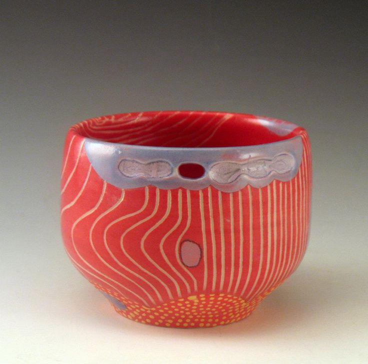 Grace Sheese Bloomington Il Clay View 1 Contemporary Ceramics Pottery Ceramics