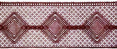 Bobbin lace pattern http://www.lokk.nl/gratispatronen/pennenbakje.php