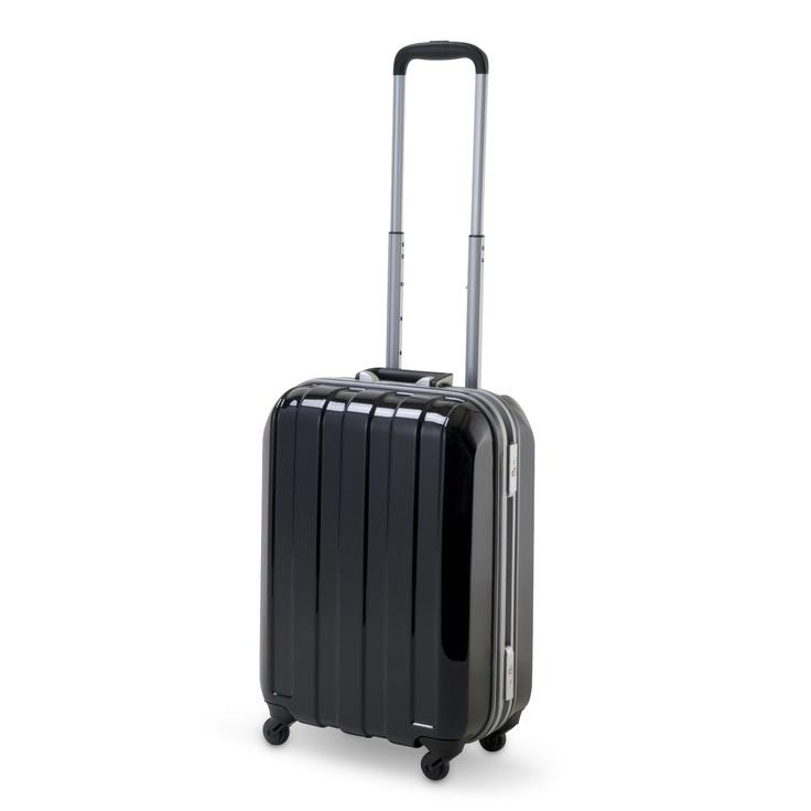 キャリーケース マスキュラー TSAロック付き 30L ブラック 17850yen TSAロック採用で安心!最軽量クラス&強いキャリーケース