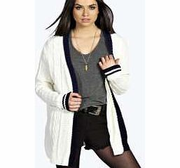 boohoo Hannah Cable Cricket Cardigan - cream azz21527 Go back to nature with your knits this season and add animal motifs to your must- haves. When youre not wrapping up in woodland warmers, nod to chunky Nordic knits and polo neck jumpers in peppered ma http://www.comparestoreprices.co.uk/womens-clothes/boohoo-hannah-cable-cricket-cardigan--cream-azz21527.asp