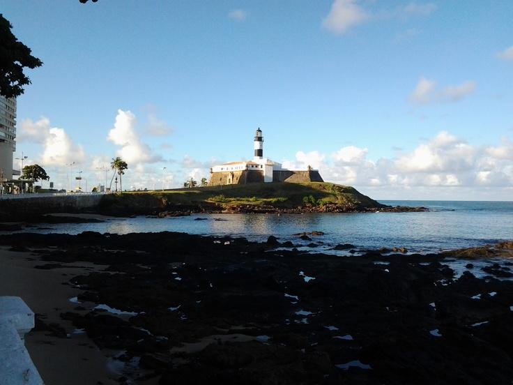 Salvador Barra light house