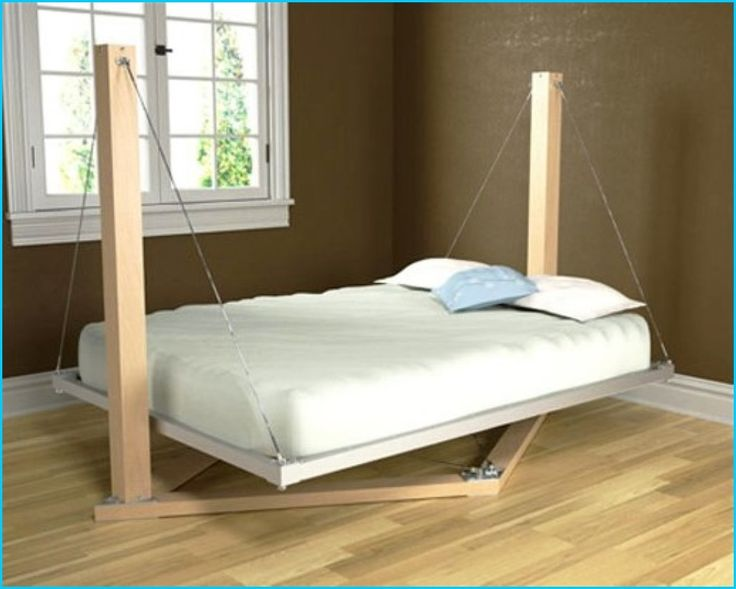 How to build a floating bed frame photos for Floating bed frame