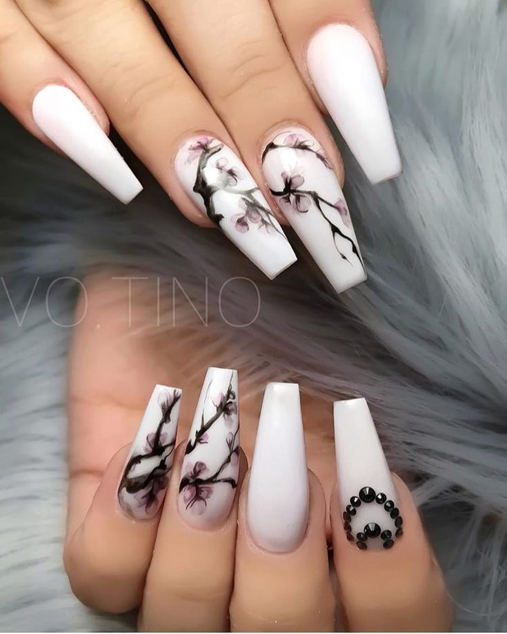 More than 60 Nail Designs, best photos 2019- Page 40 of 63