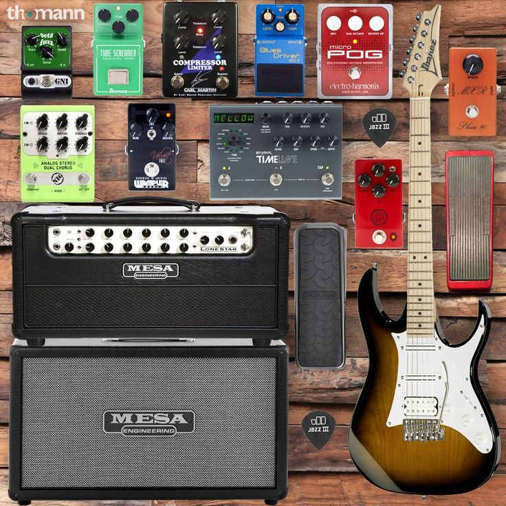 """Musikhaus Thomann on Twitter: """"Here is the rig of @AndyTimmonsBand! What do you…"""
