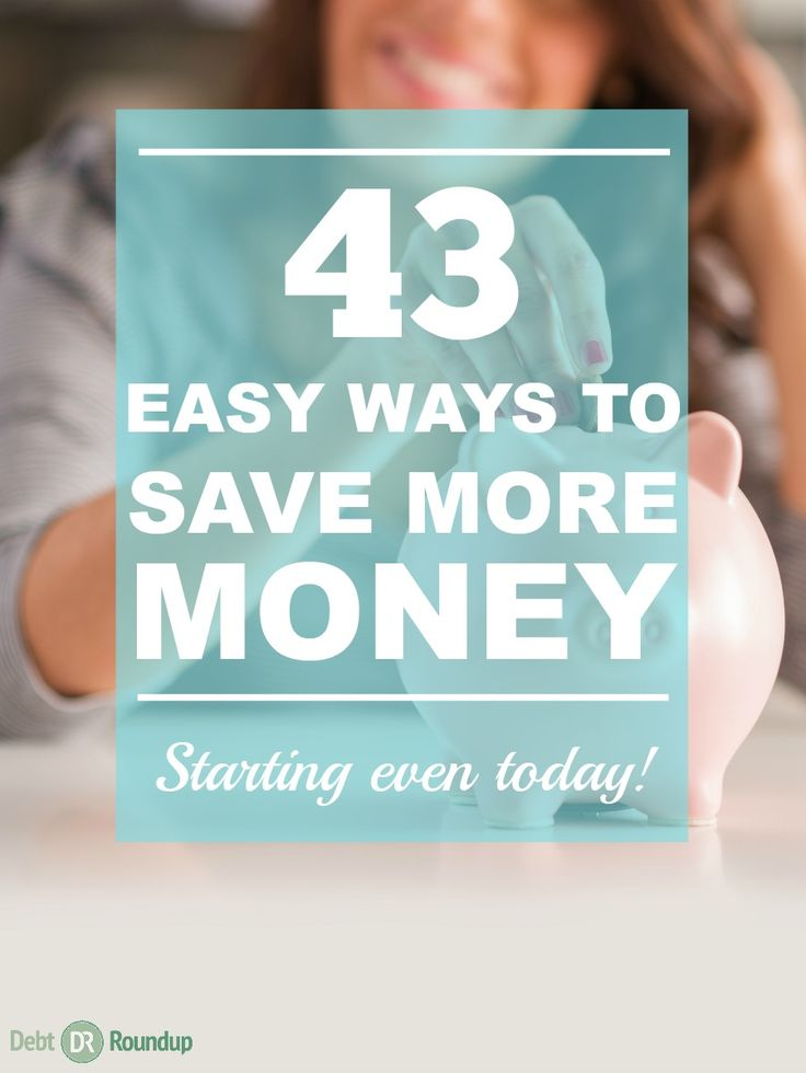 Who doesn  39 t love saving more money  We might think it  39 s difficult  but here are at least 43 ways to save more money starting as early as today  There is a potential to save hundreds and even thousands with these tips  Let the savings begin