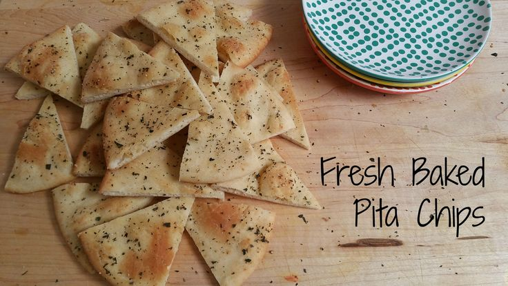 Does anyone else share the same dislike about store bought pita chips as I? I can't stand how hard they are to chew to where I feel I cannot enjoy what I'm trying to eat! I've created the simplest fresh baked pita chip recipe that can be done in 12 minutes and ready to serve warm or save to enjoy later. Perfect appetizer, party platter, dinner side, or afternoon snack. These crunchy yet soft pita chips will convince you to never buy their store bought counter-part ever again