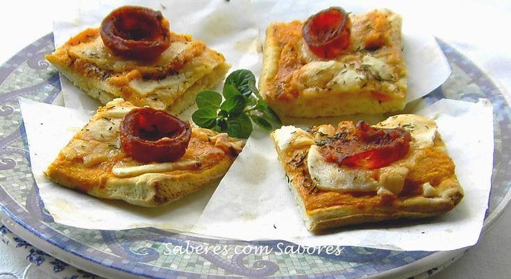 Saberes com Sabores: Pizza, di Antipasto