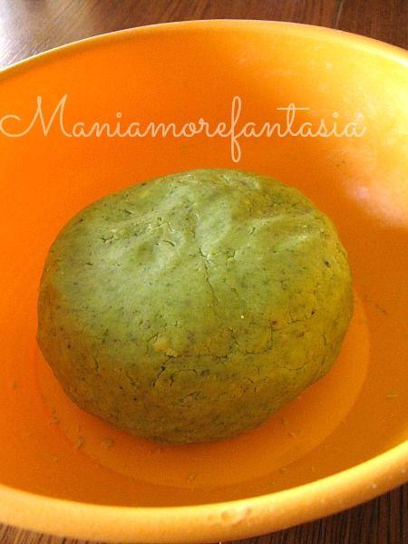Pasta frolla al pistacchio, ricetta base