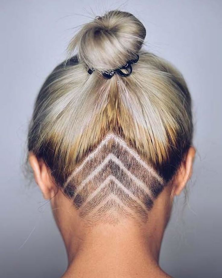 Awesome Undercut Hairstyles For Women • stylish f9