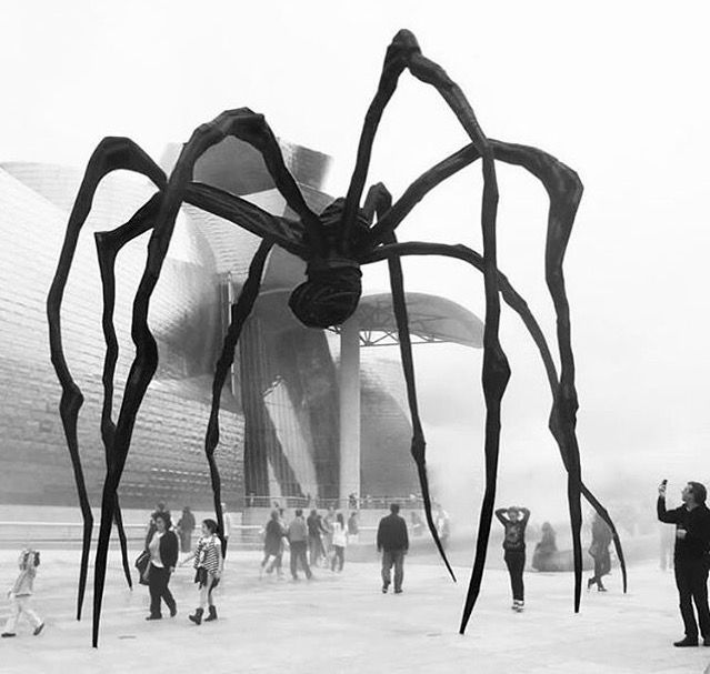 Louise Bourgeois, sculpture