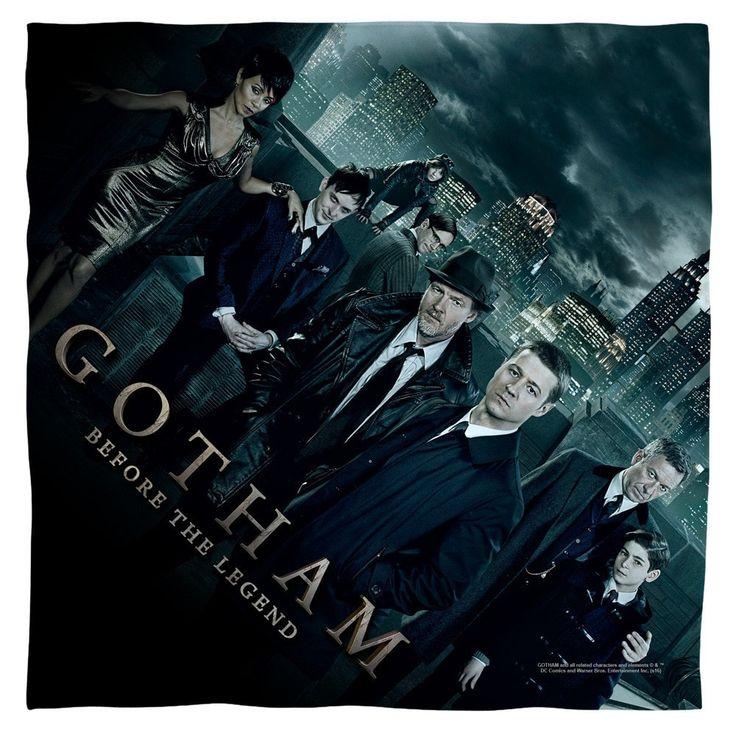 Gotham Gotham Cast Bandana