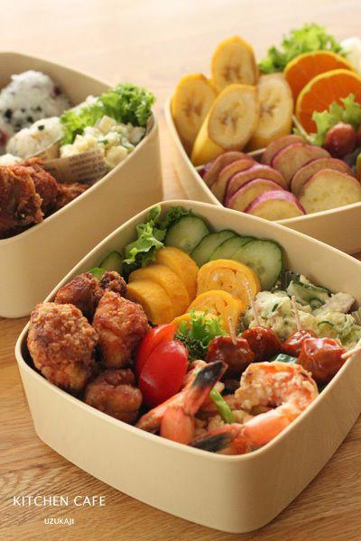 2012年運動会のお弁当☆no.1|【キッチンカフェ uzukaji 】