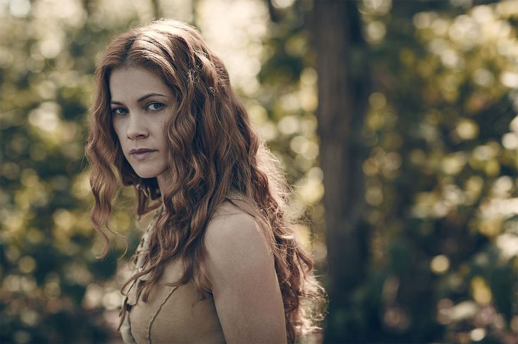 Outsiders star Gillian Alexy wants a third season of the cancelled WGN American series. What do you think? Are you a fan of the TV show?