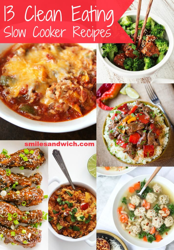 Slow cookers are magical tools. I've said it before and I'll say it again. What other kitchen utensil basically cooks your dinner for you? These clean eating slow cooker recipes are pretty much your personal nutritionist/meal plan coach. Clean eating recipes are a great way to rid your body of all the processed junk of …