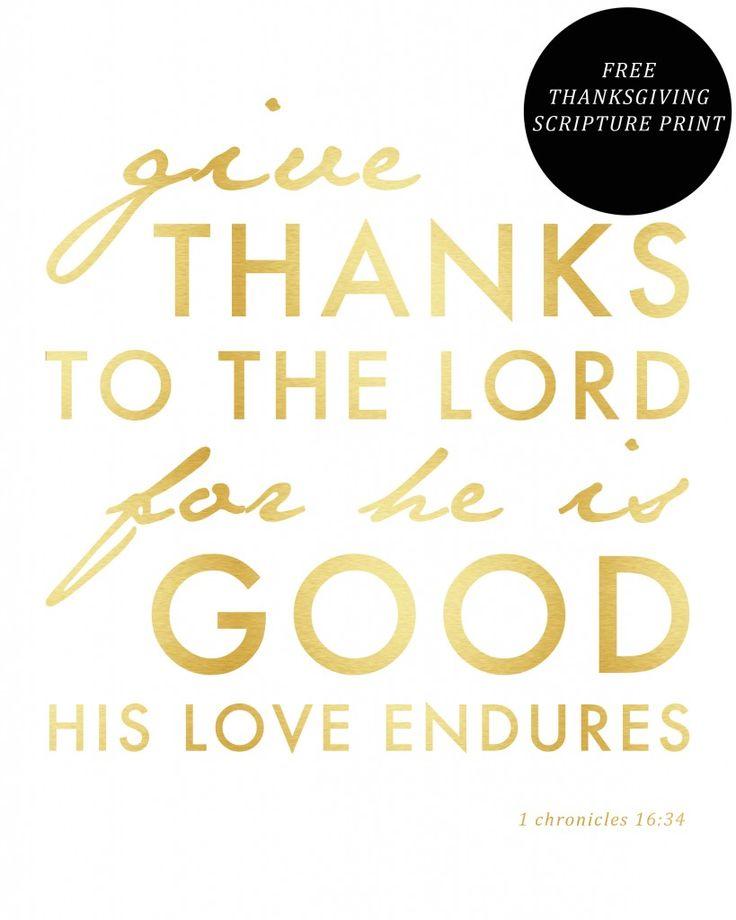 Thanksgiving Scripture Printable - jenny collier blog