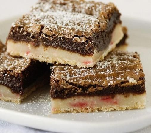 Peppermint Brownie Bars | Recipe | Pillsbury, Peppermint ...