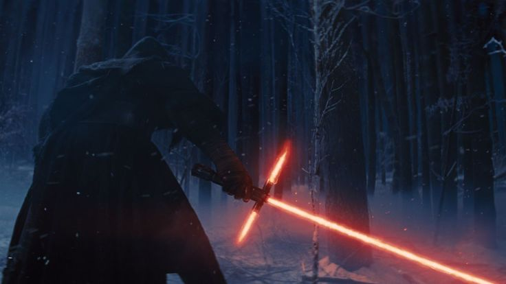 Let's talk about the new 'Star Wars' lightsaber