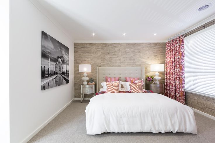 Livorno - Simonds Homes #interiordesign #bedroom