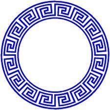 roman intertwined circle motif - Google Search