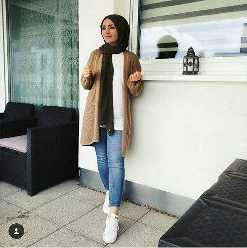 Top hijab fashion looks – Just Trendy Girls