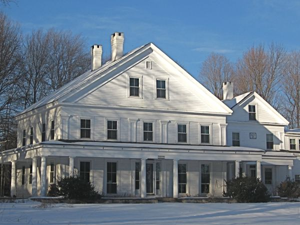 17 Images About Greek Revival Farmhouse On Pinterest