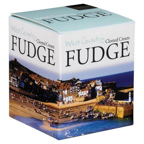 Furniss Of Cornwall Clotted Cream Fudge