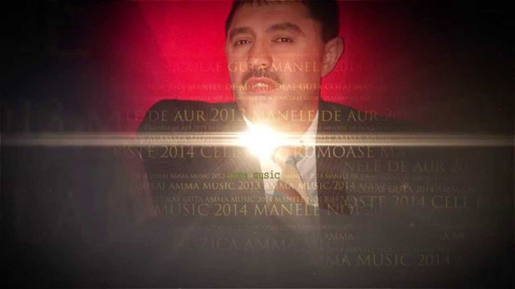 NICOLAE GUTA - COLAJ 2014 - MANELE VECHI