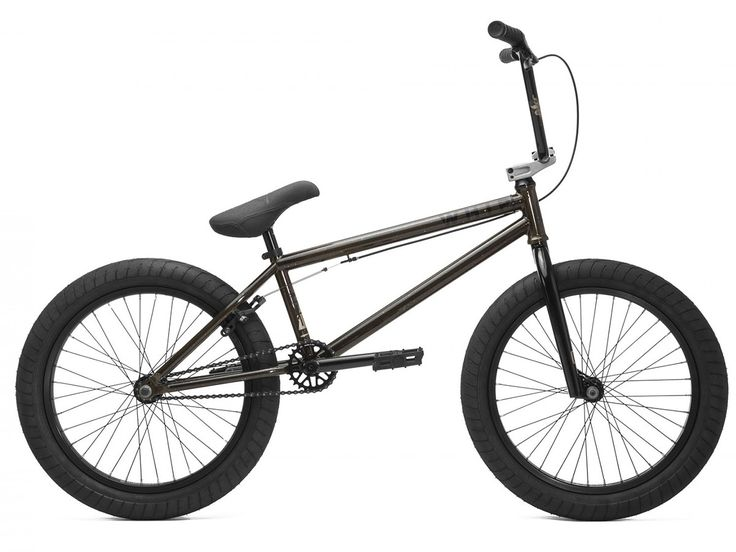 "Kink Bikes ""Whip Tony Hamlin"" 2017 BMX Bike - Gloss Trans Shark Grey 