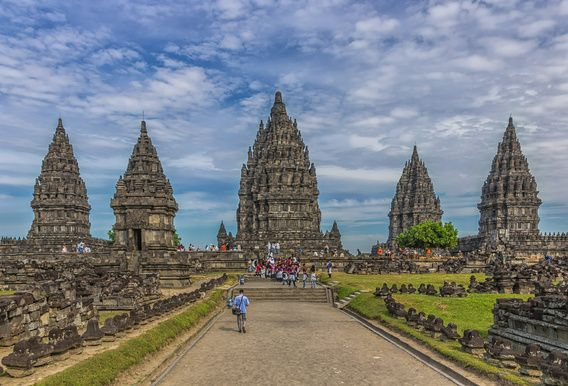 Prambanan, Java (Indonesia) - edited version