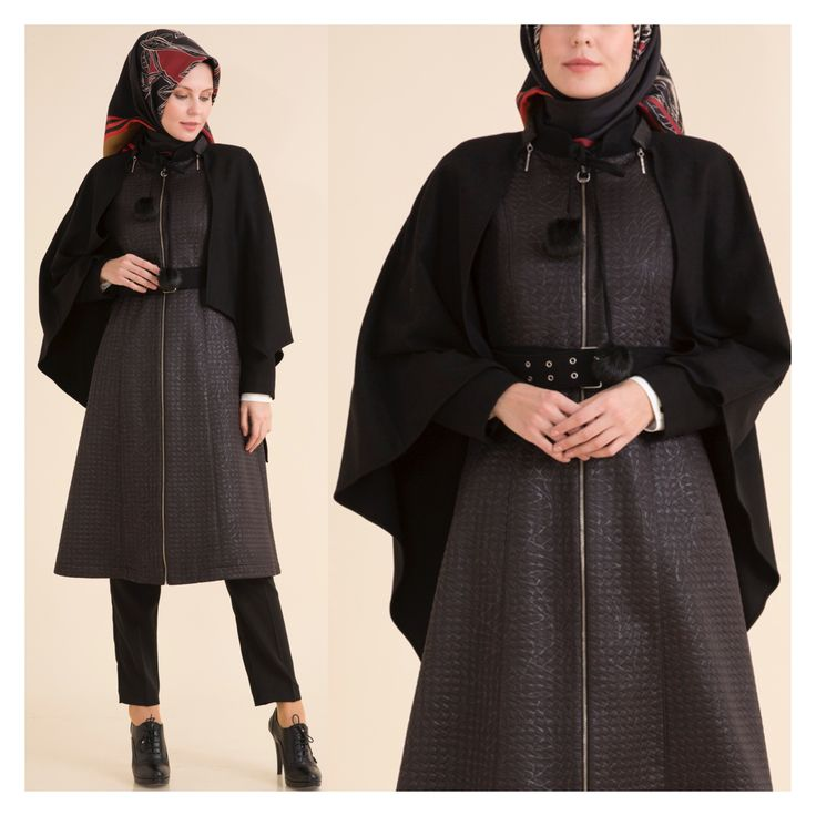 Farklı stilleri denemeye ne dersin? | What about trying a new #style ? > http://www.kayra.com.tr/p/10744/kayra-kemerli-kapitone-kap-siyah-a6-14211