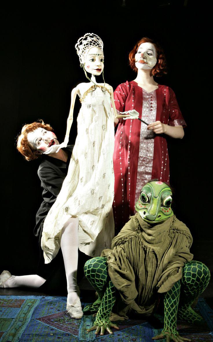 Puppets by Iida Vanttaja www.puppetstuff.fi