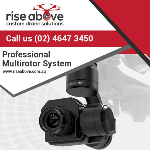 Rise Above features a wide selection of drones for sale in Australia. Whether you need a drone for commercial or personal use, Rise Above can help you buy the most suitable product as per your budget. If you are buying drones for the first time, you might want to seek our advice to avoid a situation like buyer's remorse. Reach us anytime; we'd be happy to help.