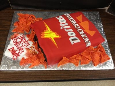 Doritos Bag Birthday Cakes Too Cute To Cut Bakery
