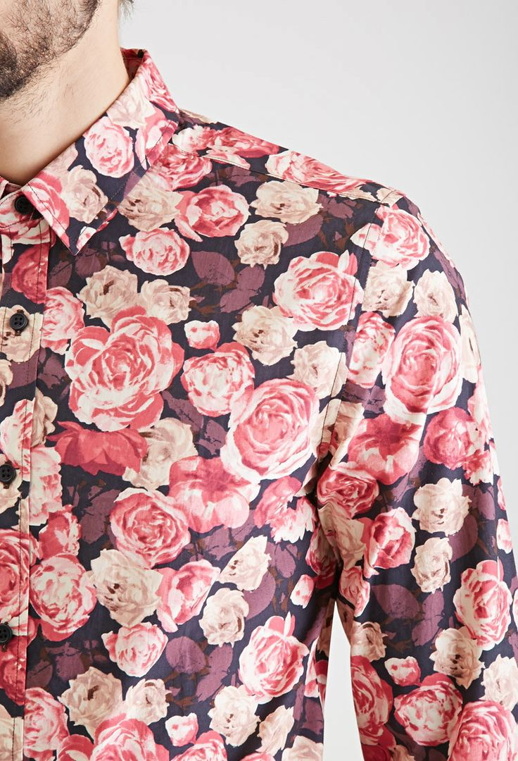 Best 20  Floral print shirt ideas on Pinterest | Floral clothing ...