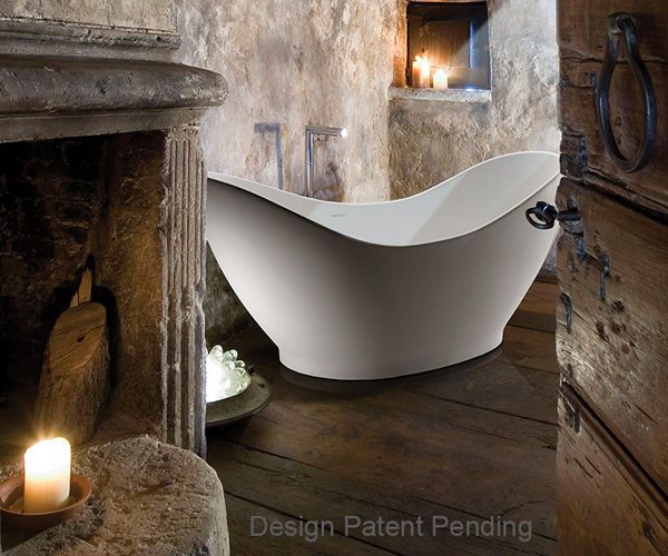 Bowl Inspired Baths