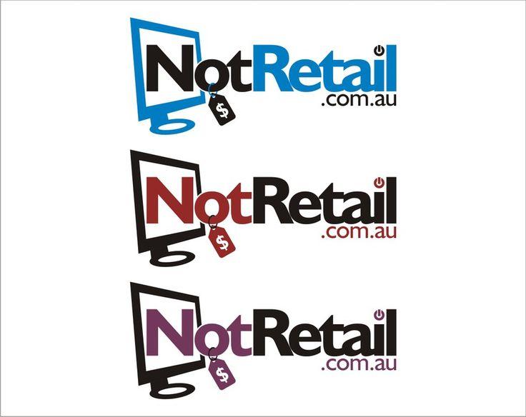 Logo for Online Computer Sales website by Rena Sopanida