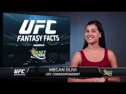 UFC (Ultimate Fighting Championship): UFC 186: Draft Kings Fantasy Facts