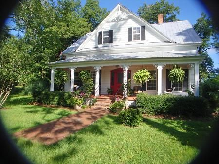 Victorian Southern Country Home