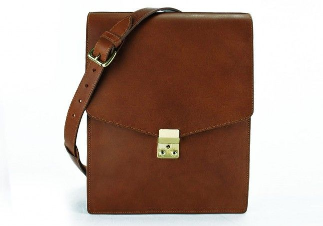 frank clegg leatherworks iPad bag