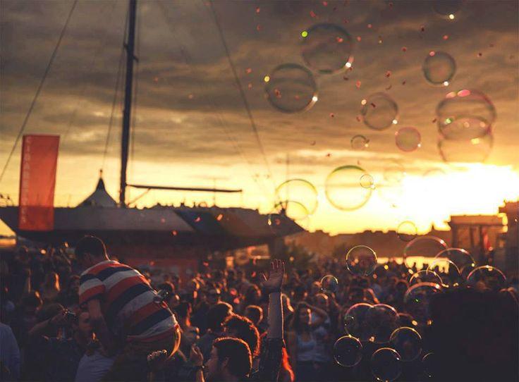 Distortion Festival, Copenhagen, Denmark | Twisper