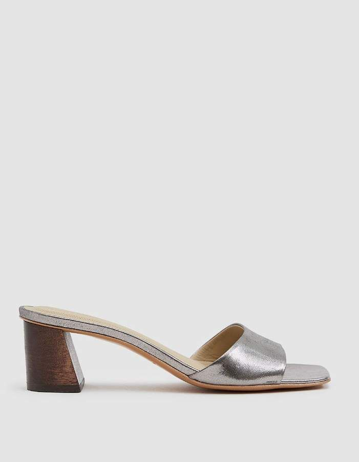 2acfcd3131 ShopStyle Collective | Shoes in 2019 | Metallic sandals, Sandals, Shoes