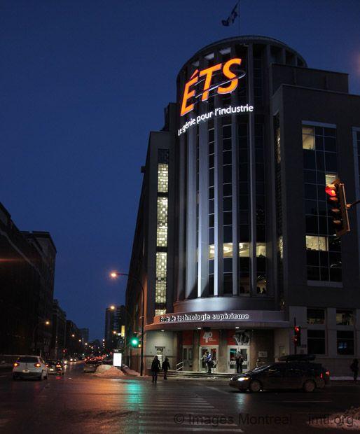 L'École de Technologie Supérieure (ETS)